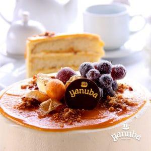 Torta De Curuba