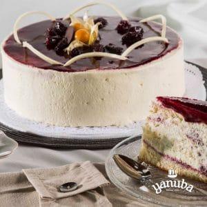 Torta De Mora